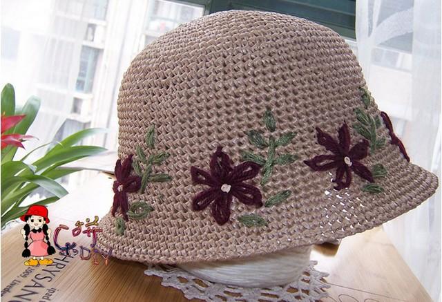 Летняя женская вязаная крючком из джута шляпка/4683827_20120618_103141 (640x437, 107Kb)