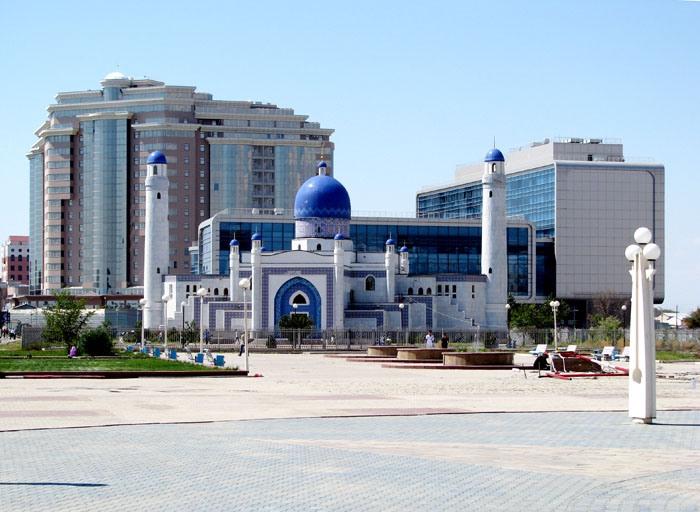 Хочу съездить в Атырау.