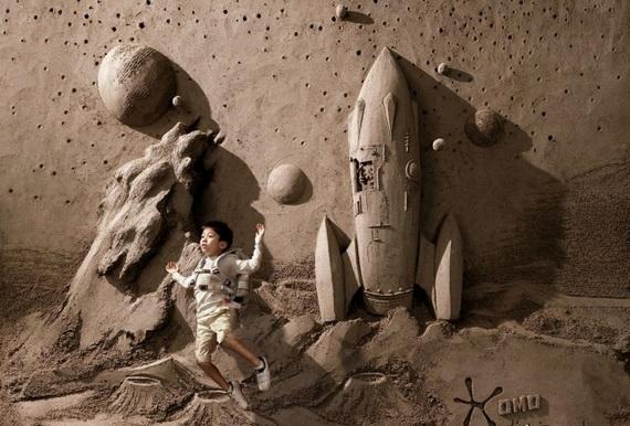 картины из песка1 (570x386, 169Kb)
