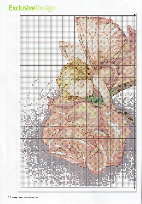 Cross stitch crazy 127 -  015 (487x700, 144Kb)