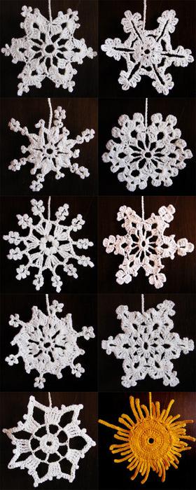 снежинки (280x700, 99Kb)