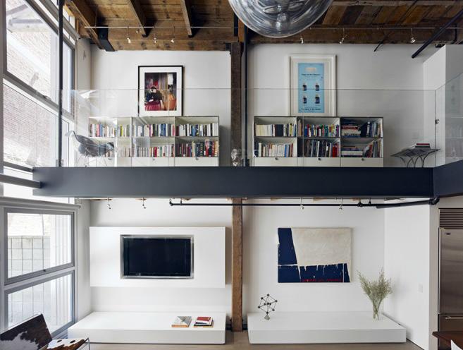 современный дизайн большой квартиры фото 1 (657x496, 109Kb)