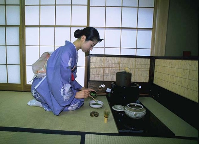 чайная церемония япония (669x486, 63Kb)