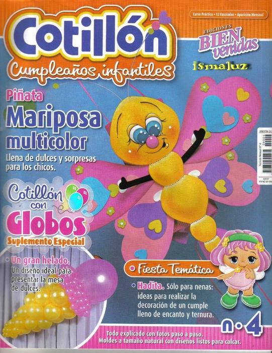 01.Cotillon cumpleaños infantiles 4 año 2009 (541x700, 373Kb)