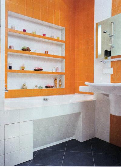 Как сделать полку в ванну своими руками