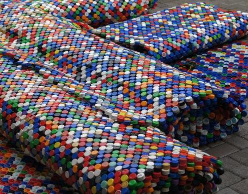 картинки из пробок от бутылок пластиковых