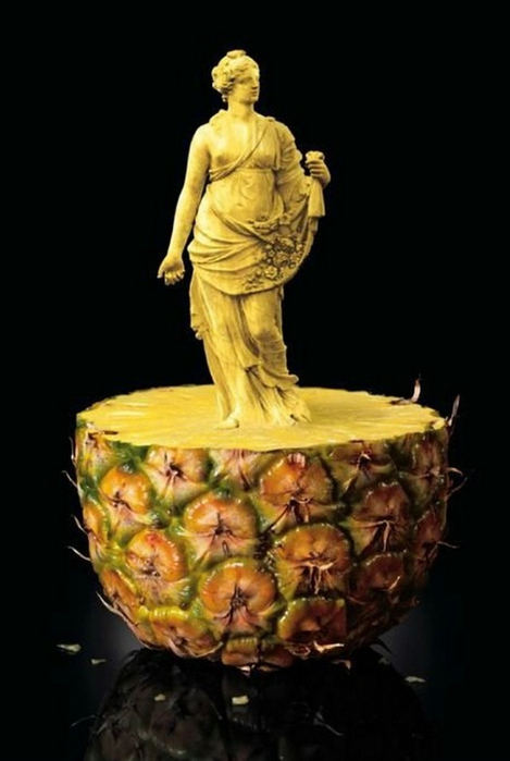 Креативнsй карвинг из овощей и фруктов9 (469x700, 195Kb)