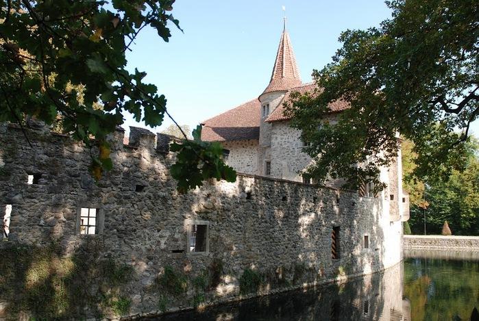 Замок Хальвиль (Schloss Hallwyl) 60140