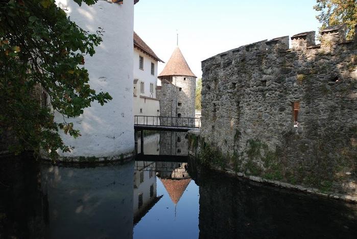 Замок Хальвиль (Schloss Hallwyl) 26012