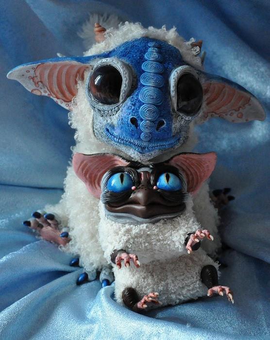 авторские игрушки фото (556x700, 125Kb)