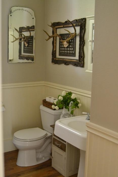 Дизайн туалетную комнату