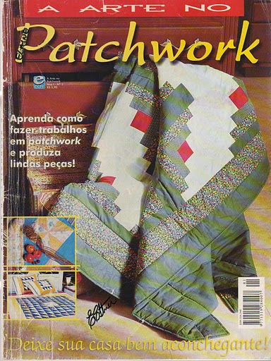 Patchwork - A arte no Patchwork (384x512, 86Kb)