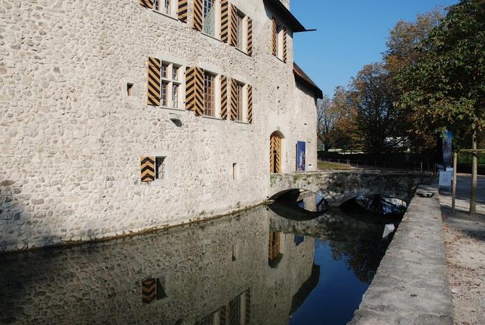 Замок Хальвиль (Schloss Hallwyl) 82061