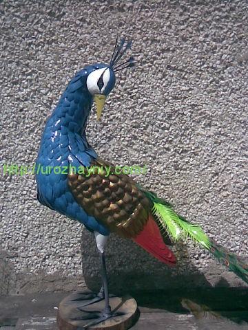 Птицы из бутылок мастер класс