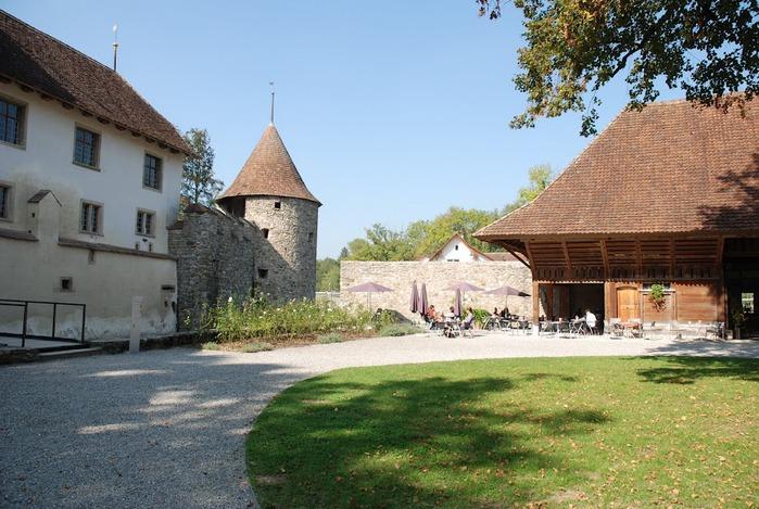 Замок Хальвиль (Schloss Hallwyl) 70166