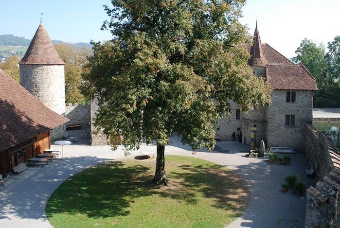 Замок Хальвиль (Schloss Hallwyl) 36191
