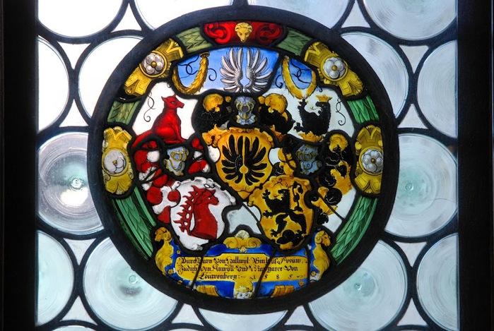Замок Хальвиль (Schloss Hallwyl) 41498