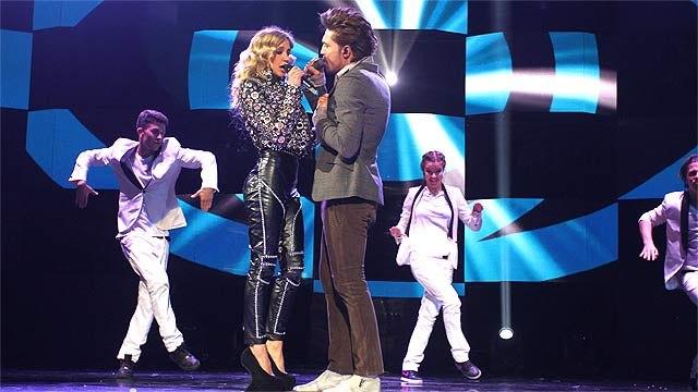 52 (2012): дима билан и ева самиева исполнили дуэтом полюбившуюся зрителям песню малыш