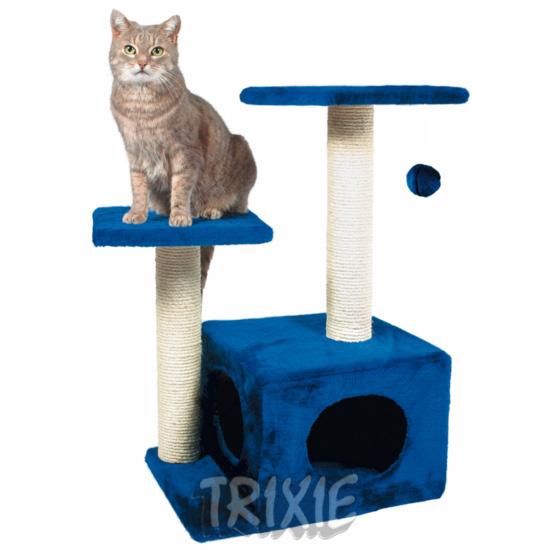 Как сделать домик коту своими руками из