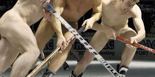 Секс геев хоккеистов фото
