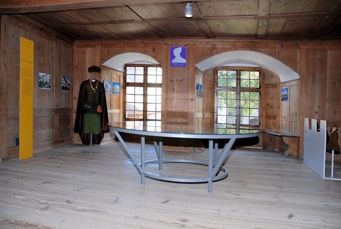 Замок Хальвиль (Schloss Hallwyl) 95347