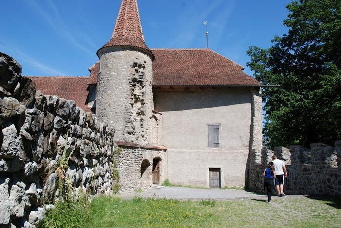 Замок Хальвиль (Schloss Hallwyl) 44239
