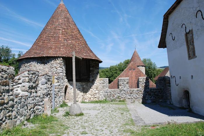 Замок Хальвиль (Schloss Hallwyl) 38353