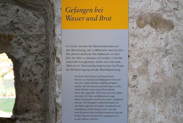 Замок Хальвиль (Schloss Hallwyl) 33569