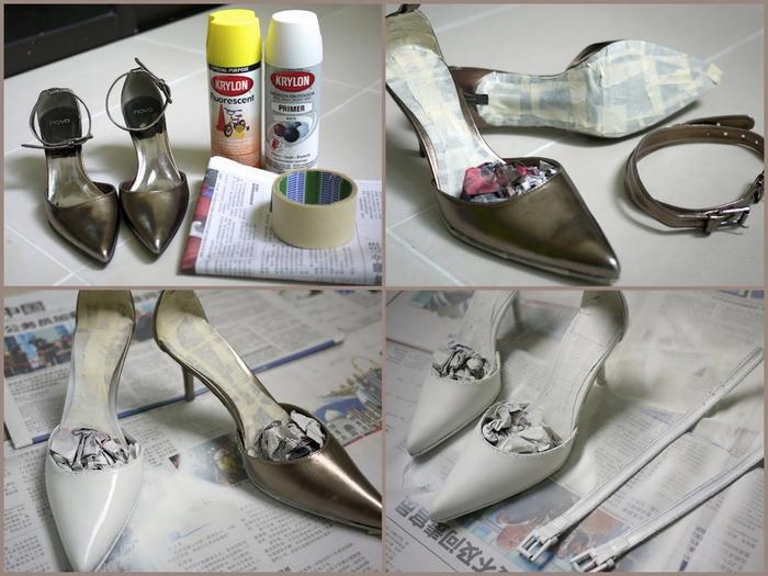 Как переделать старые туфли своими руками 83