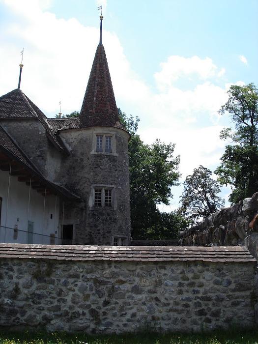 Замок Хальвиль (Schloss Hallwyl) 18904