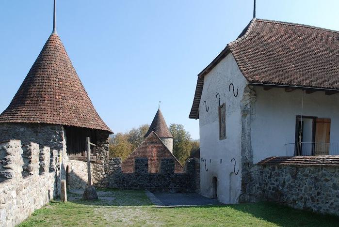 Замок Хальвиль (Schloss Hallwyl) 57821