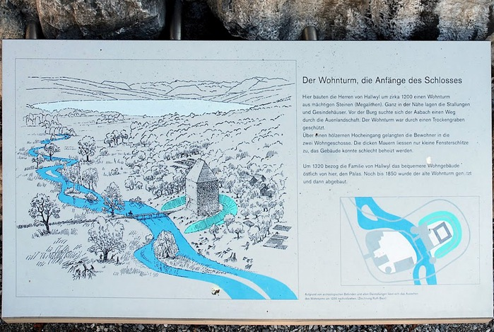 Замок Хальвиль (Schloss Hallwyl) 93803