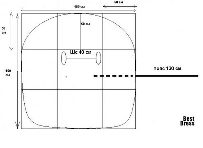 Жилет-трансформер (вязание