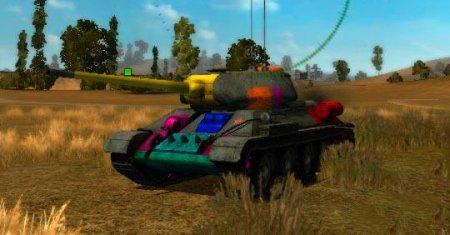 Шкурки для World of Tanks делают игру еще интереснее!