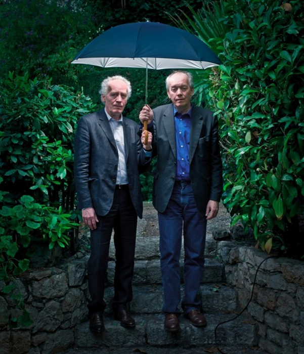 Портреты знаменитостей от фотографа Yann Rabanier 10 (601x700, 486Kb)