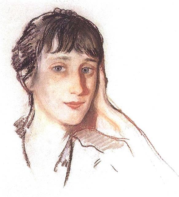 Зинаида Серебрякова (583x642, 47Kb)