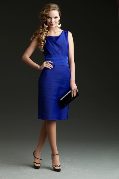синее платье (466x700, 114Kb)