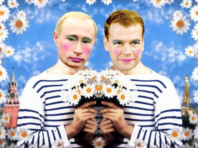Сама отпадёт: Госдума рассмотрит в I чтении поправки о штрафах за гей.