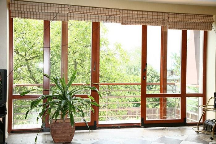 Деревянные окна в вашем доме