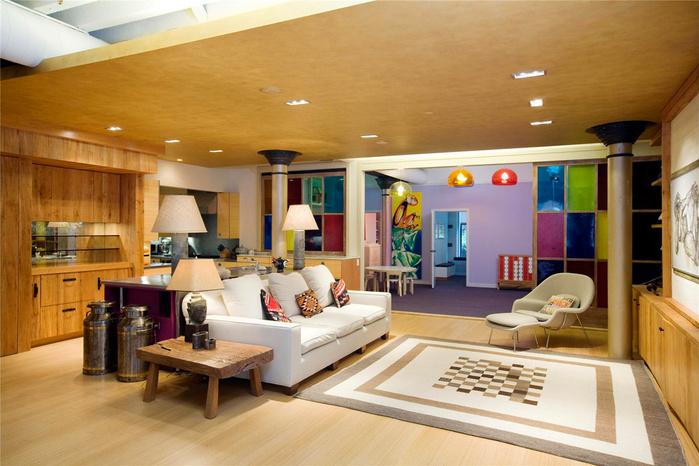 красивый дизайн квартиры фото 1 (700x466, 158Kb)