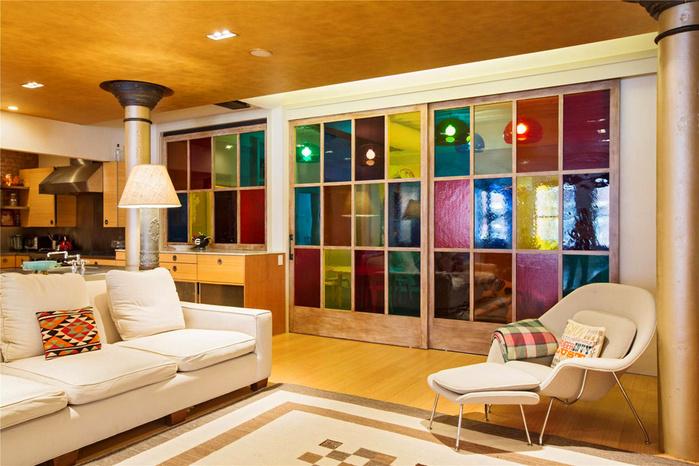 красивый дизайн квартиры фото 3 (700x466, 174Kb)