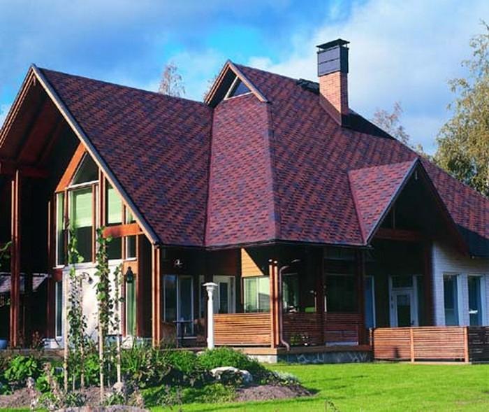 Мягкая кровля - лучший материал для современной крыши 7 (700x589, 116Kb)