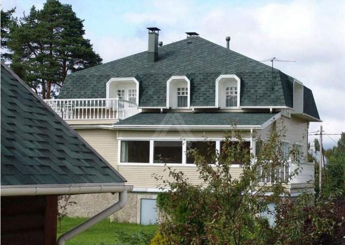 Мягкая кровля - лучший материал для современной крыши 11 (700x496, 106Kb)
