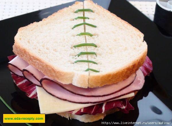 фото бутербродов красивых