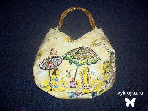 Выкройки сумок в Бурде за декабрь / Полезные советы хозяйке - eka.
