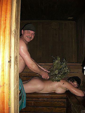 в баню с женой на даче эротические рассказы