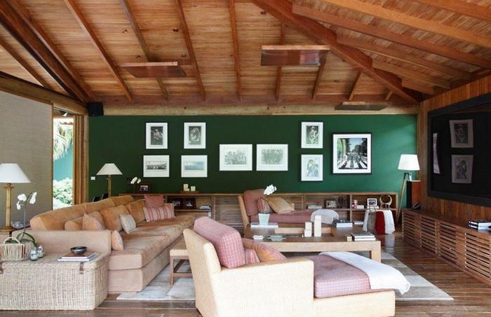 Уютный летний домик у озера от Карлы Беллетти 3 (700x453, 97Kb)