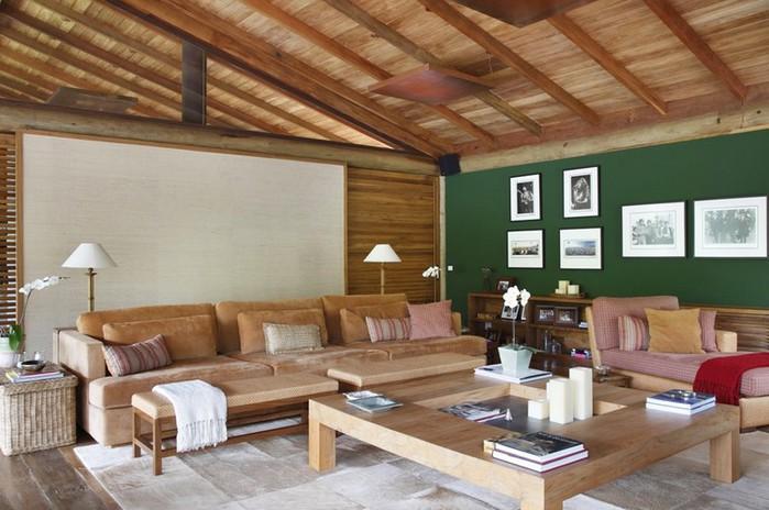 Уютный летний домик у озера от Карлы Беллетти 5 (700x464, 90Kb)