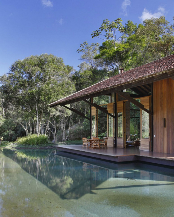 Уютный летний домик у озера от Карлы Беллетти 11 (561x700, 450Kb)