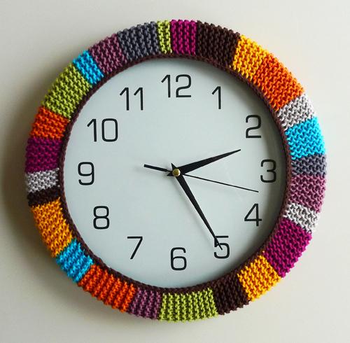 Дизайн часов своим руками